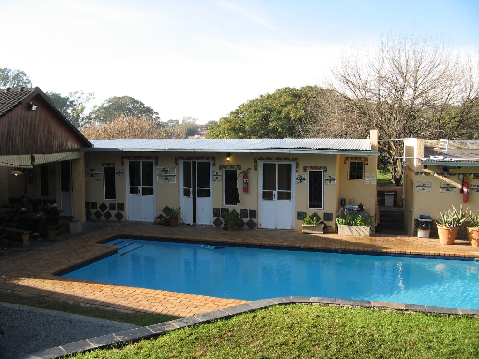 about south africa johannesburg youth hostels